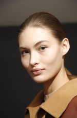 GRACE ELIZABETH at Lanvin Runway Show at PFW in Paris 02/27/2019