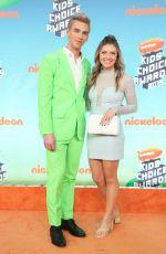 GRACE SHARER at Nickelodeon