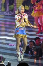 GWEN STEFANI Performs at Just a Girl Residency at Planet Hollywood Resort and Casino 03/13/2019