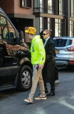 HAILEY and Justin BIEBER Leaves Hailey