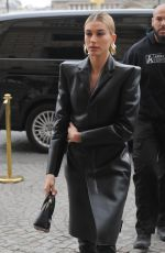HAILEY BIEBER Out and About in Paris 03/03/2019