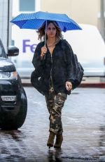 HALLE BERRY Out and About in Beverly Hills 03/06/2019