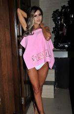HANNAH ELIZABETH at Photoshoot at 30james Street Hotel and Spa in Liverpool 03/05/2019