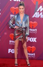 HANNAH GODWIN at Iheartradio Music Awards 2019 in Los Angeles 03/14/2019