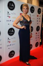 HANNAH WADDINGHAM at Whatsonstage Awards 2019 in London 03/03/2019