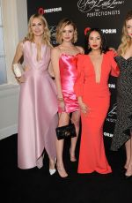 HAYLEY ERIN at Pretty Little Liars: The Perfectionists Premiere in Hollywood 03/15/2019