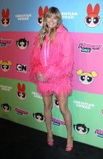 HEIDI KLUM at Christian Cowan x Powerpuff Girls Show in Los Angeles 08/03/2019