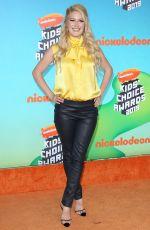 HEIDI MONTAG at Nickelodeon