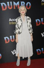 HELEN MIRREN at Dumbo Premiere in Los Angeles 03/11/2019