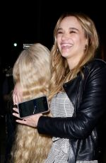 HUNTER HALEY KING and HOLLY J. BARRETT at Good for a Laugh Comedy Fundraiser in Los Angeles 03/01/2019