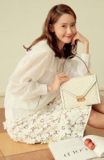 IM YOON-AH in Michael Kors Spring/Summer Collection for Elle Magazine, March 2019
