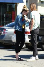 IRELAND BALDWIN Out and About in Los Angeles 03/12/2019