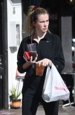 IRELAND BLADWIN Out and About in Hollywood 03/08/2019