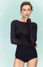 IRINA SHAYK for Intimissimi New Silk Collection, March 2019