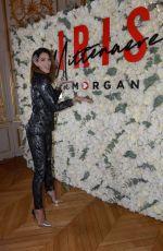 IRIS MITTENAERE at Morgan Collection Launch in Paris 03/14/2019