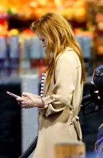 ISLA FISHER at Gas Station in Los Angeles 03/07/2019