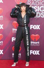 JACKIE CRUZ at Iheartradio Music Awards 2019 in Los Angeles 03/14/2019