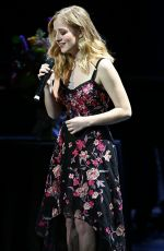 JACKIE EVANCHO Performs at Coral Springs Center for the Arts in Coral Springs 03/14/2019