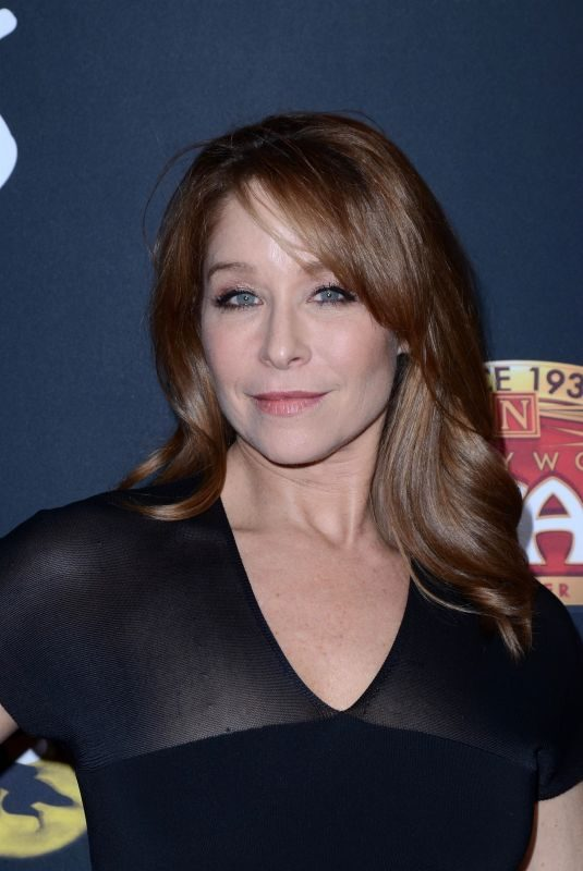 JAMIE LUNER at Cats Opening Night Performance in Hollywood 02/27/2019