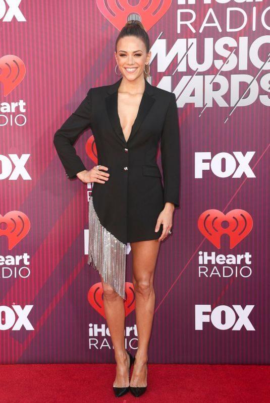 JANA KRAMER at Iheartradio Music Awards 2019 in Los Angeles 03/14/2019