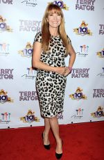 JANE SEYMOUR at Terry Fator 10th Anniversary Show Celebration in Las Vegas 03/15/2019