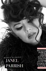 JANEL PARRIS in Modeliste Magazine, March 2019