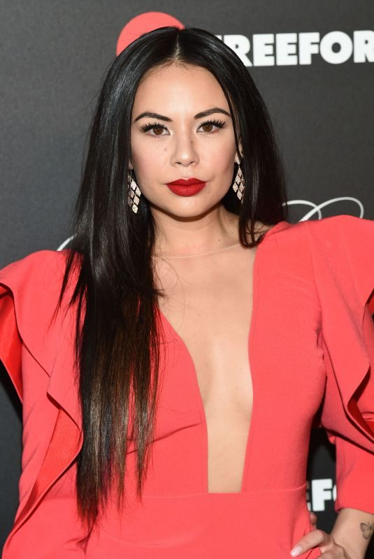 JANEL PARRISH at Pretty Little Liars: The Perfectionists Premiere in Hollywood 03/15/2019