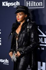 JANELLE MONAE at 2019 Rock & Roll Hall of Fame Induction Ceremony in New York 03/29/2019