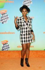JANELLE MONAE at Nickelodeon