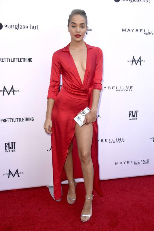 JASMINE SANDERS at Daily Front Row Fashion LA Awards 03/17/2019