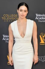 JEANINE MASON at College Television Awards in Hollywood 03/16/2019
