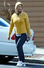 JENNIE GARTH Out and About in Studio City 03/20/2019