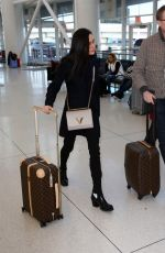 JENNIFER CONNELLY at JFK Airport in New York 03/04/2019