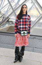 JENNIFER CONNELLY at Louis Vuitton Show at Paris Fashion Week 03/05/2019