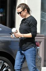 JENNIFER GARNER Out and About in Studio City 03/09/2019