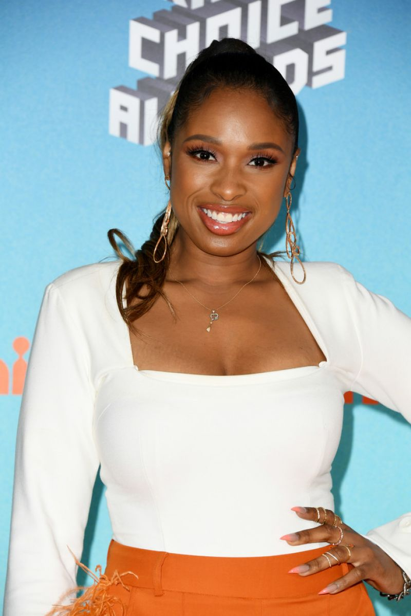 JENNIFER HUDSON at Nickelodeon's Kids' Choice Awards 2019 ...