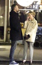 JENNIFER LAWRENCE and Cooke Maroney Night Out in New York 03/09/2019