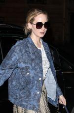 JENNIFER LAWRENCE Arrives at Her Hotel in Paris 02/27/2019