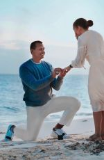 JENNIFER LOPEZ Engaged to Alex Rodriguez - Instagram Pictures