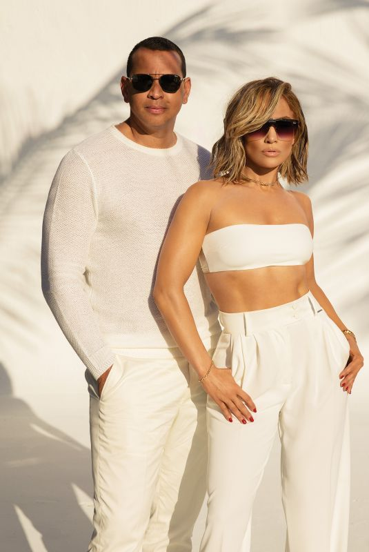 JENNIFER LOPEZ for Quay x JLo and Arod Campaign