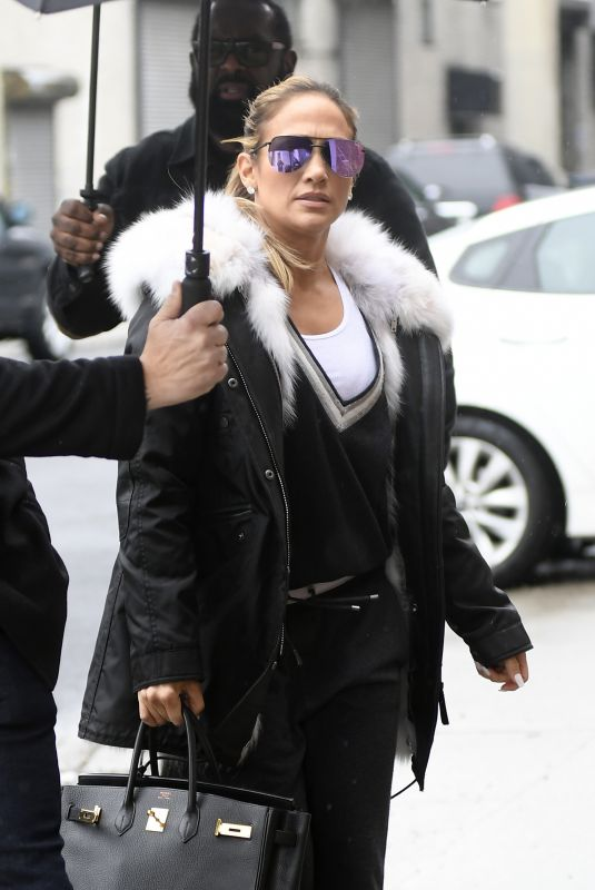 JENNIFER LOPEZ Out and About in New York 03/21/2019