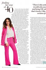 JENNIFER LOVE HEWITT for Working Mother Magazine, April/May 2019