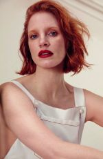 JESSICA CHASTAIN in Marie Claire Magazine, Brasil March 2019
