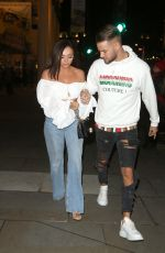 JESY NELSON Leaves Only Fools & Horses Musical in London 03/18/2019