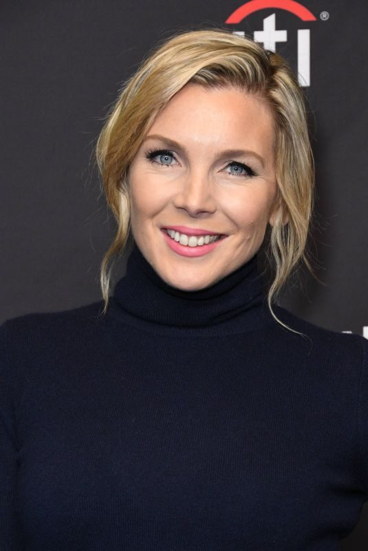 JUNE DIANE RAPHAEL at Grace and Frankie Panel at Paleyfest in Hollywood 03/16/2019
