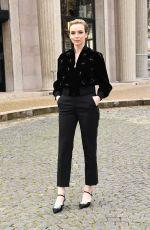 JODIE COMER at Miu Miu Show at Paris Fashion Week 03/05/2019