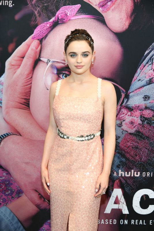 JOEY KING at The Act Premiere in New York 03/14/2019