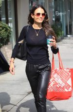 JORDANA BREWSTER Out Shopping in Beverly Hills 02/28/2019