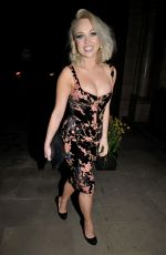 JORGIE PORTER at Christie Charity Ball in Manchester 03/09/2019