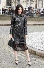 JULIA RESTOIN at Miu Miu Show at Paris Fashion Week 03/05/2019